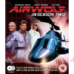 Airwolf - Complete Season 2 (5 DVD Box Set)  Pozostałe