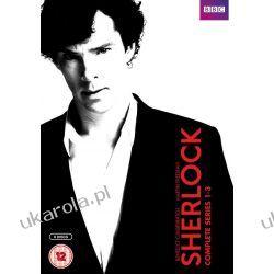 Sherlock - Series 1-3 [DVD] Zagraniczne