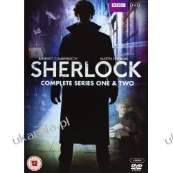 Sherlock - Series 1 and 2 Box Set [DVD] Pozostałe