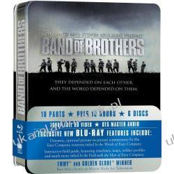 Band of Brothers [Blu-ray] kompania braci jezyk angielski Kalendarze ścienne