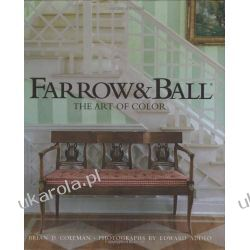 Farrow and Ball: Art of Colour Brian D. Coleman  Kalendarze ścienne