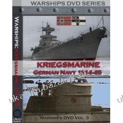 Warships: Kriegsmarine German Navy 1914-45 Kalendarze ścienne