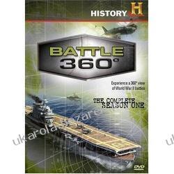 Battle 360 - Season 1 (History Channel) (Steelbook) Kalendarze ścienne