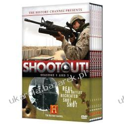 The History Channel Presents Shootout! - Seasons 1 and 2 Pozostałe