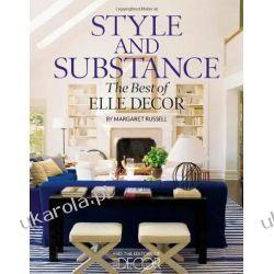 Style and Substance: The Best of Elle Decor Kalendarze ścienne