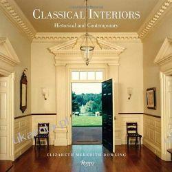 Classical Interiors: Historical and Contemporary Zagraniczne