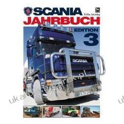 Scania Jahrbuch Edition 3 Felix Jacoby  Opracowania ogólne