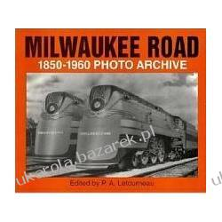 Milwaukee Road 1850-1960 Photo Archive Frank W. Jordan; P. A. Letourneau;State Historical Society Of Wisconsin