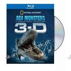 National Geographic: Sea Monsters - A Prehistoric Adventure (In 3-D) [Blu-ray] Biografie, wspomnienia