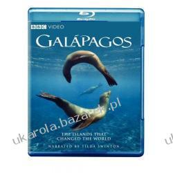 Galapagos [Blu-ray] wyspy żółwie Ogród - opracowania ogólne