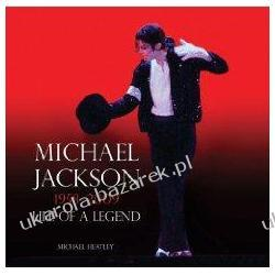Michael Jackson 1958-2009 Life of a Legend Michael Heatley Biography  Pozostałe