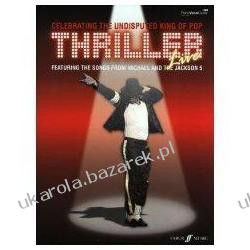 THRILLER LIVE Live: Vocal Selections Michael Jackson Akcesoria