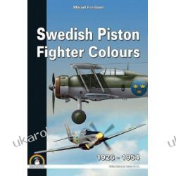 Swedish Piston Fighter Colours: 1926-1954 White Series Rainbow