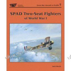 Spad Two-seat Fighters of World War I Kalendarze ścienne