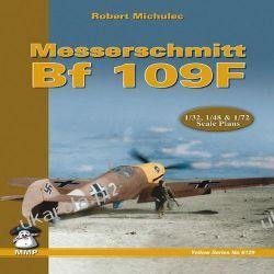 Messerschmit Bf 109 F Robert Michulec