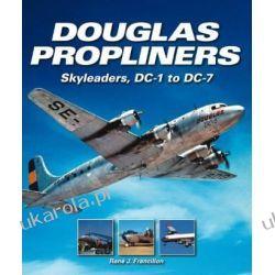 Douglas Propliners: Skyleaders, DC-1 to DC-7 Zagraniczne