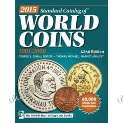 2015 Standard Catalog of World Coins 1901-2000 42nd Edition