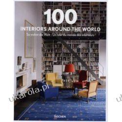100 Interiors Around the World: 25 Years Stephanie Paas Kalendarze ścienne