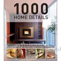 1000 Home Details: A Complete Book of Inspiring Ideas to Improve Home Decoration Marta Serrats Kalendarze ścienne