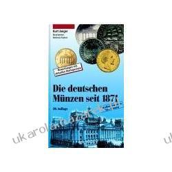 Die deutschen Münzen seit 1871 Kurt Jaeger Kalendarze ścienne