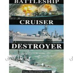 Battleship Cruiser Destroyer Gregory Haines Cdr BR Coward RN