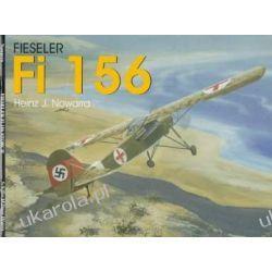 Fieseler Fi 156 Storch (Schiffer Military History) Historyczne