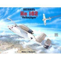 Heinkel He 162 (Schiffer Military History) Pozostałe