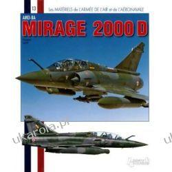 Mirage 2000 D  Pozostałe