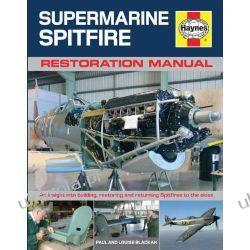 Supermarine Spitfire Restoration Manual Lotnictwo