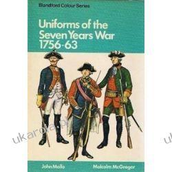 Uniforms of the Seven Years War 1756-63 (Blandford Colour Series)  Marynarka Wojenna