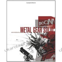 Art of Metal Gear Solid HC II wojna światowa