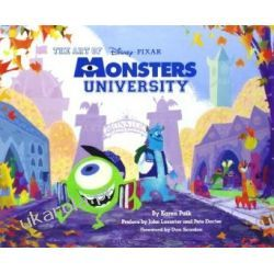 Art of Monsters University Kalendarze książkowe