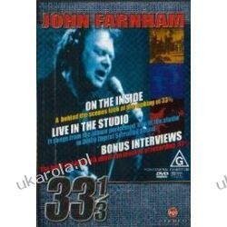 John Farnham-33 1/3 [DVD]  Kalendarze ścienne