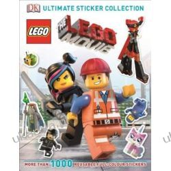 The LEGO® Movie Ultimate Sticker Collection (Lego Film Tie in)  Kalendarze ścienne