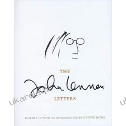 The John Lennon Letters: Edited and with an Introduction by Hunter Davie Kalendarze ścienne