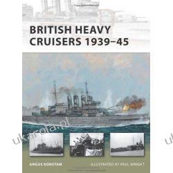 British Heavy Cruisers 1939-45 (New Vanguard) Pozostałe
