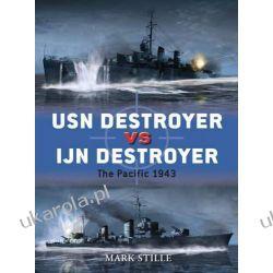 USN Destroyer vs IJN Destroyer The Pacific 1943 Historyczne