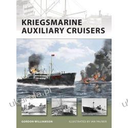 Kriegsmarine Auxiliary Cruisers (New Vanguard) Kalendarze ścienne