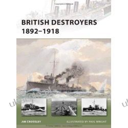 British Destroyers 1892-1918 (New Vanguard) Kalendarze ścienne