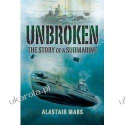 Unbroken: The Story of a Submarine Alastair Mars  Kalendarze ścienne
