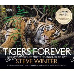 Tigers Forever: Saving the World's Most Endangered Big Cat Steve Winter Kalendarze ścienne