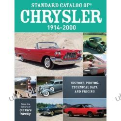 Standard Catalog of Chrysler, 1914-2000 Literatura