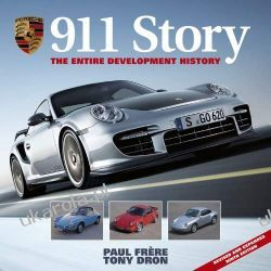 Porsche 911 Story 9th Edition: The Entire Development History  Literatura
