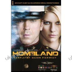Homeland kompletny sezon 1 4DVD Oddziały i formacje wojskowe