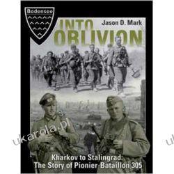Into Oblivion Kharkov To Stalingrad: The Story Of Pionier-Bataillon 305 Kampanie i bitwy