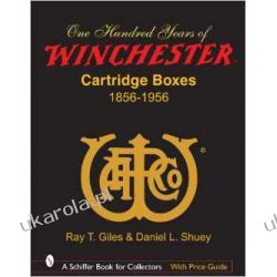 100 Years of Winchester Cartridge Boxes: 1856-1956  wydanie po 1945