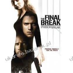 Skazany na śmierć Final Break DVD Prison Break