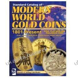 Standard Catalog of Modern World Gold Coins 1801-Present katalog złotych monet