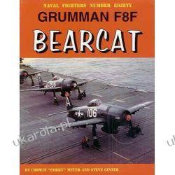 Grumman F8F Bearcat (Naval Fighters) Marynarka Wojenna
