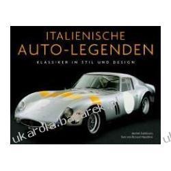 Italian Auto Legends Classics of Style And Design Richard Heseltine Michel Zumbrunn Kalendarze ścienne